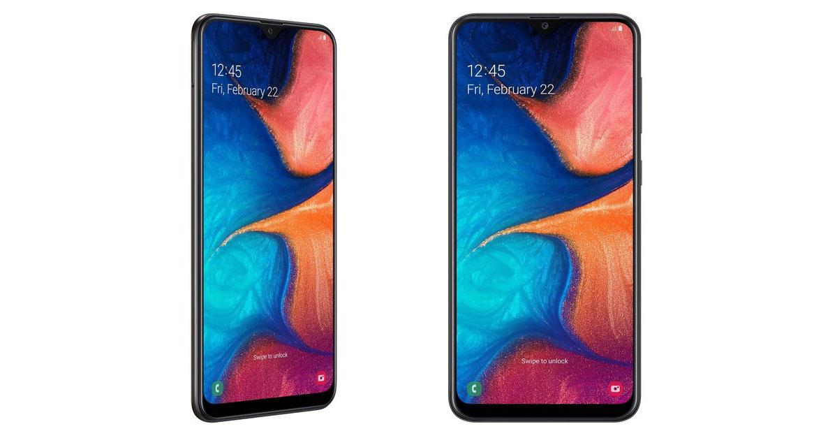 Samsung ra mắt Galaxy A20e: Phiên bản rút gọn của Galaxy A20 với màn hình 5.8inch sử dụng tấm nền TFT