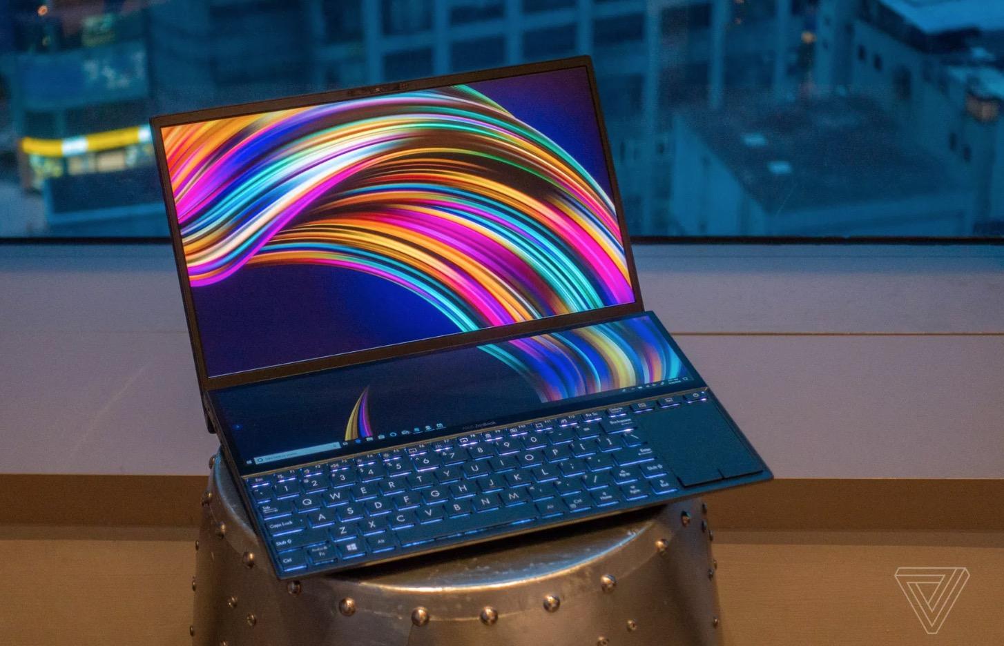 [Computex 2019] ASUS ra mắt laptop ZenBook Pro Duo siêu khủng với hai màn hình 4K, Intel Core i9, RTX 2060