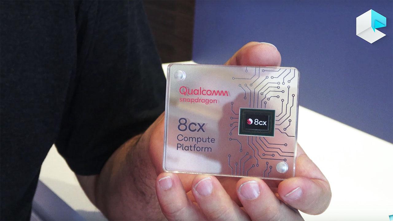 Qualcomm và Lenovo ra mắt mẫu máy tính 5G đầu tiên trên thế giới sử dụng Snapdragon 8cx 5G