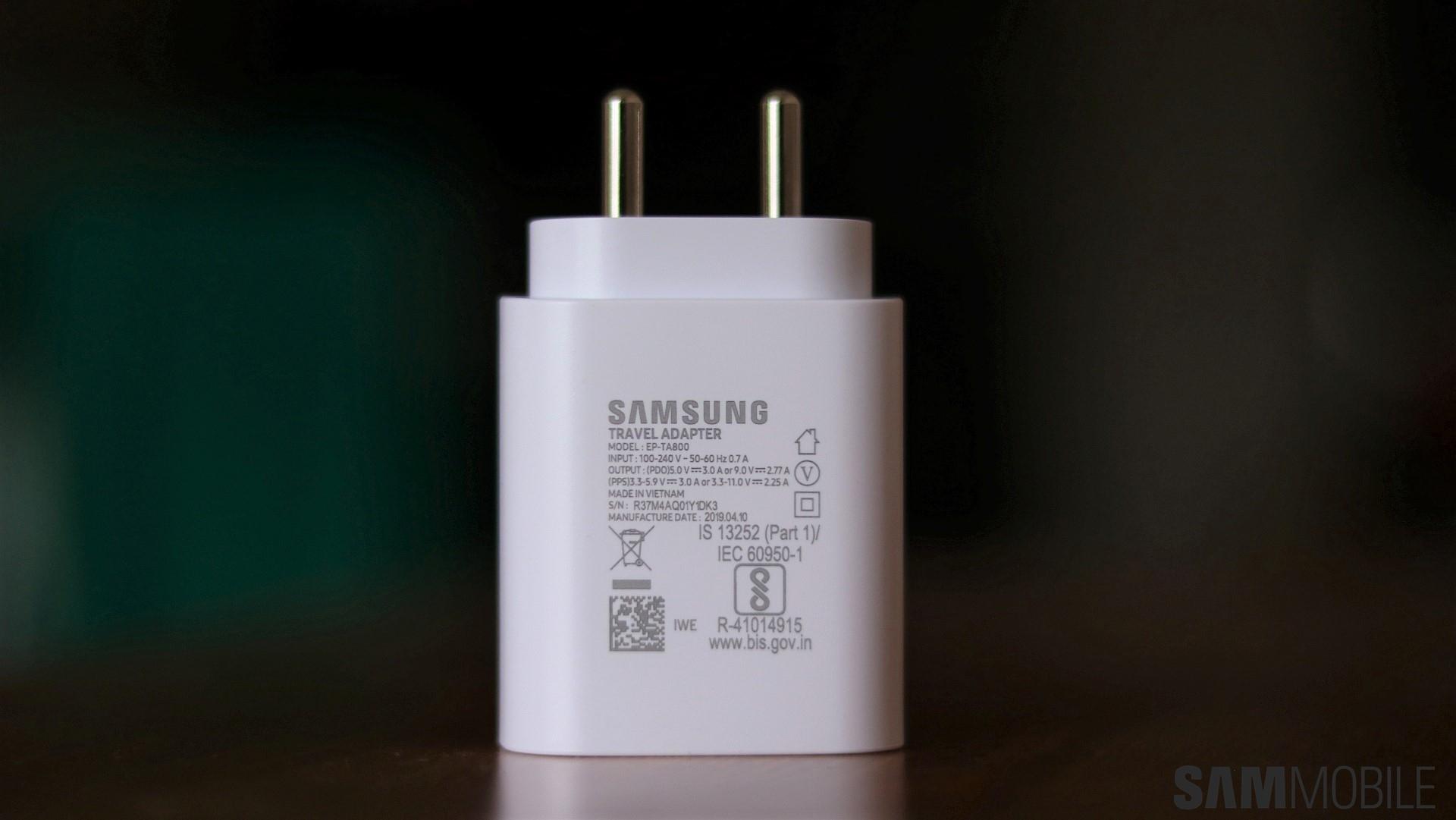 Samsung công bố hai chip điều khiểu củ sạc USB-C mới, hỗ trợ sạc nhanh lên đến 100W