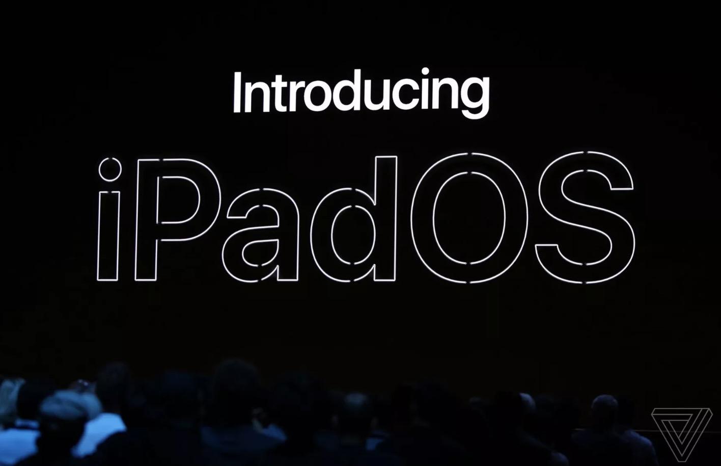 [WWDC19] Apple chính thức ra mắt nền tản mới dành cho iPad với tên gọi iPadOS
