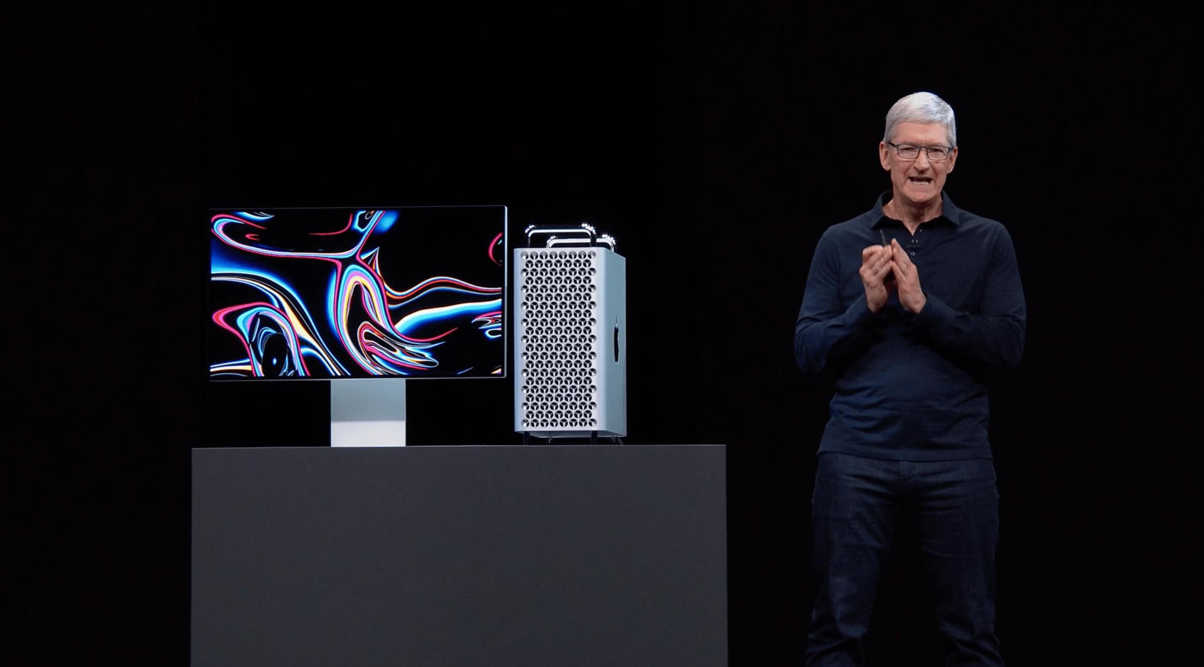 [WWDC19] Apple ra mắt Mac Pro 2019 với thiết, cơ động hơn, cấu hình siêu mạnh, giá từ 5999 USD