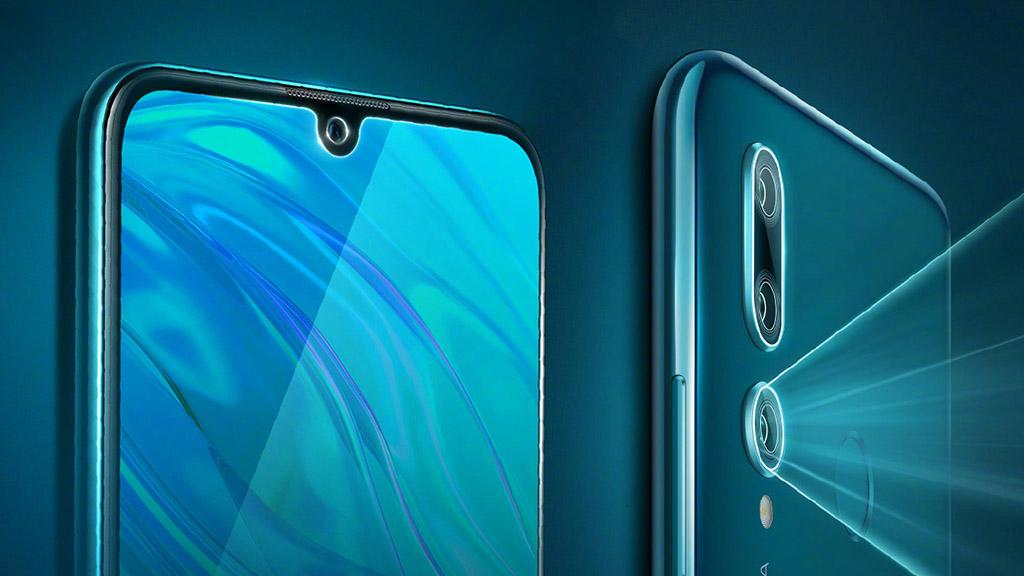 Huawei ra mắt smartphone Maimang 8 với chip Kirin 710, màn hình giọt nước 6.21 inch, 3 camera sau, giá 6.3 triệu đồng