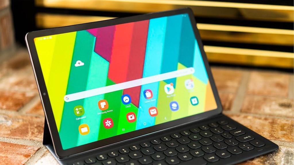 Samsung Galaxy Tab S5 lộ thông tin cấu hình với Snapdragon 855, 6GB RAM