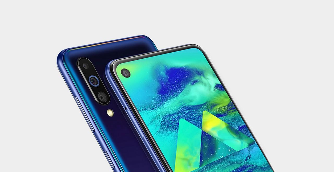 Samsung ra mắt Galaxy M40: màn hình Infinity-O, Snapdragon 675, RAM 6GB, ba camera sau, giá 6.7 triệu