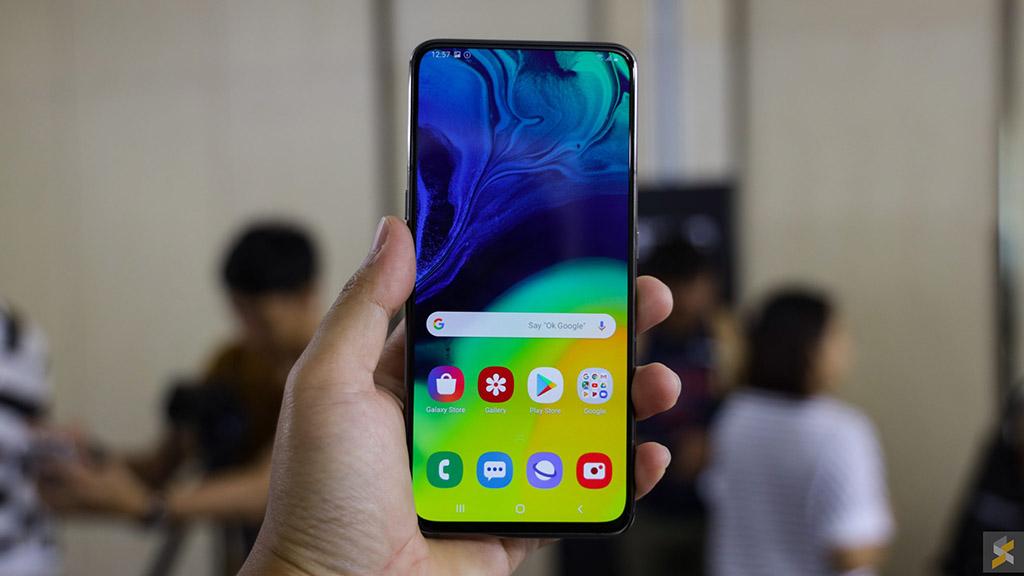 Samsung Galaxy A90 sẽ sở hữu vi xử lý Snapdragon 855, mạng 5G cùng công nghệ Tilt OIS