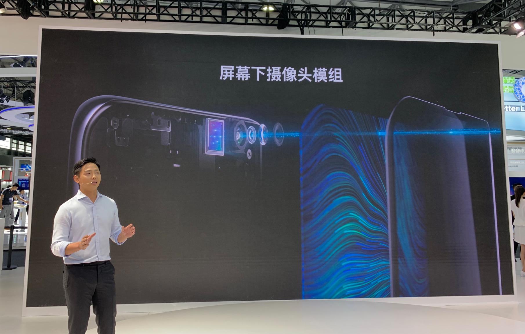 OPPO chính thức trình làng smartphone sử dụng công nghệ camera selfie ẩn hiện dưới màn hình