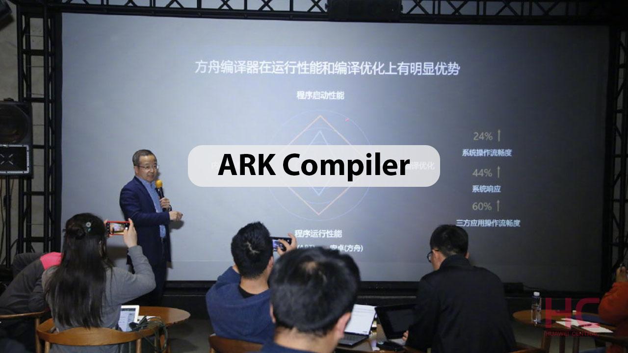 Huawei mời các lập trình viên tham gia phát triển Ark Compiler dùng trong HongMeng OS