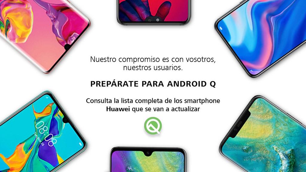 Huawei bổ sung thêm nhiều mẫu smartphone vào danh sách được cập nhật Android Q