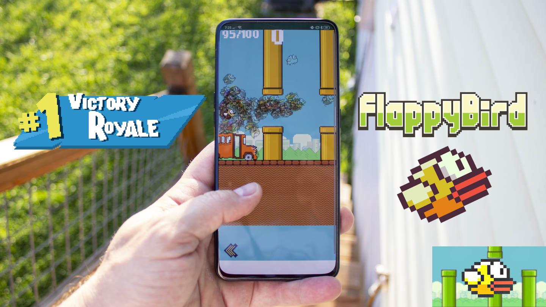 Mời chơi Flappy Royale: phiên bản Battle Royale của tựa game siêu khó Flappy Bird
