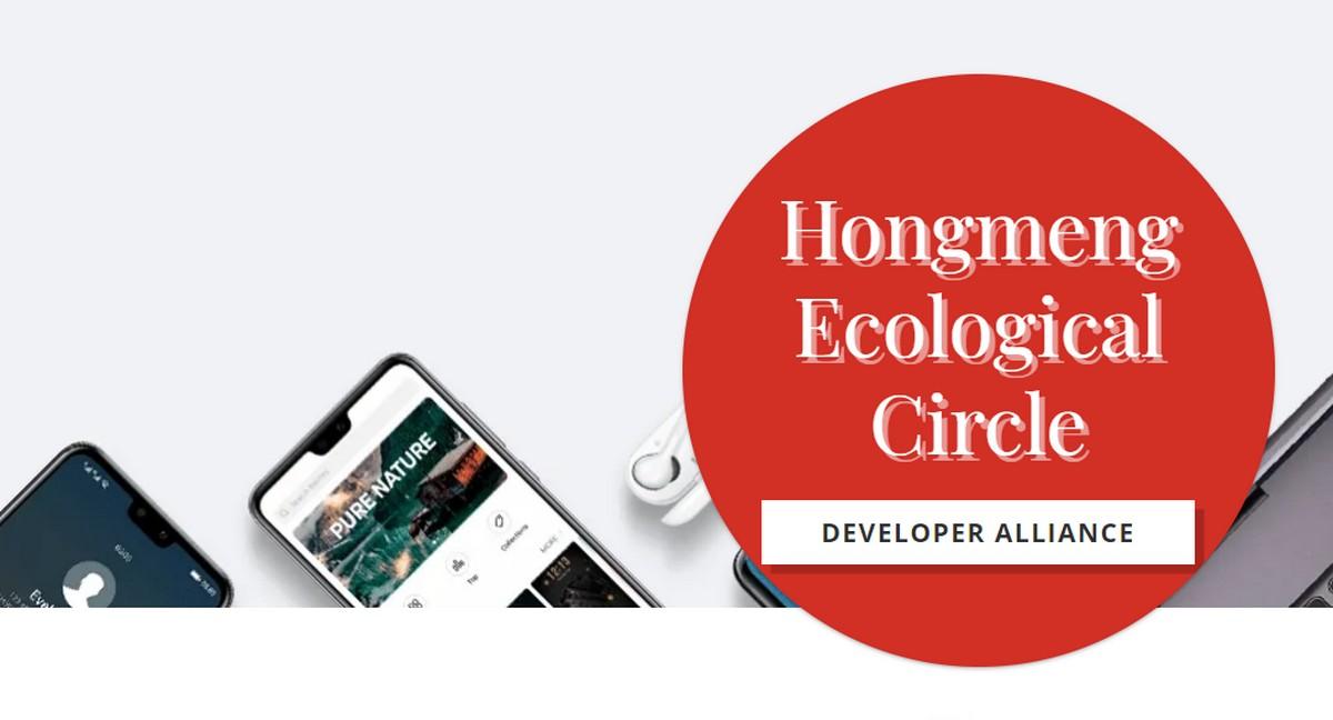 Huawei khẳng định website chính thức của HongMeng OS là giả mạo