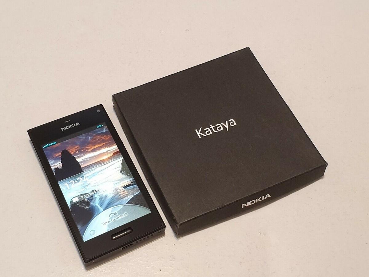 Hai nguyên mẫu Nokia Kataya và Ion Mini bất ngờ được rao bán trên eBay với giá đến hơn 46 triệu