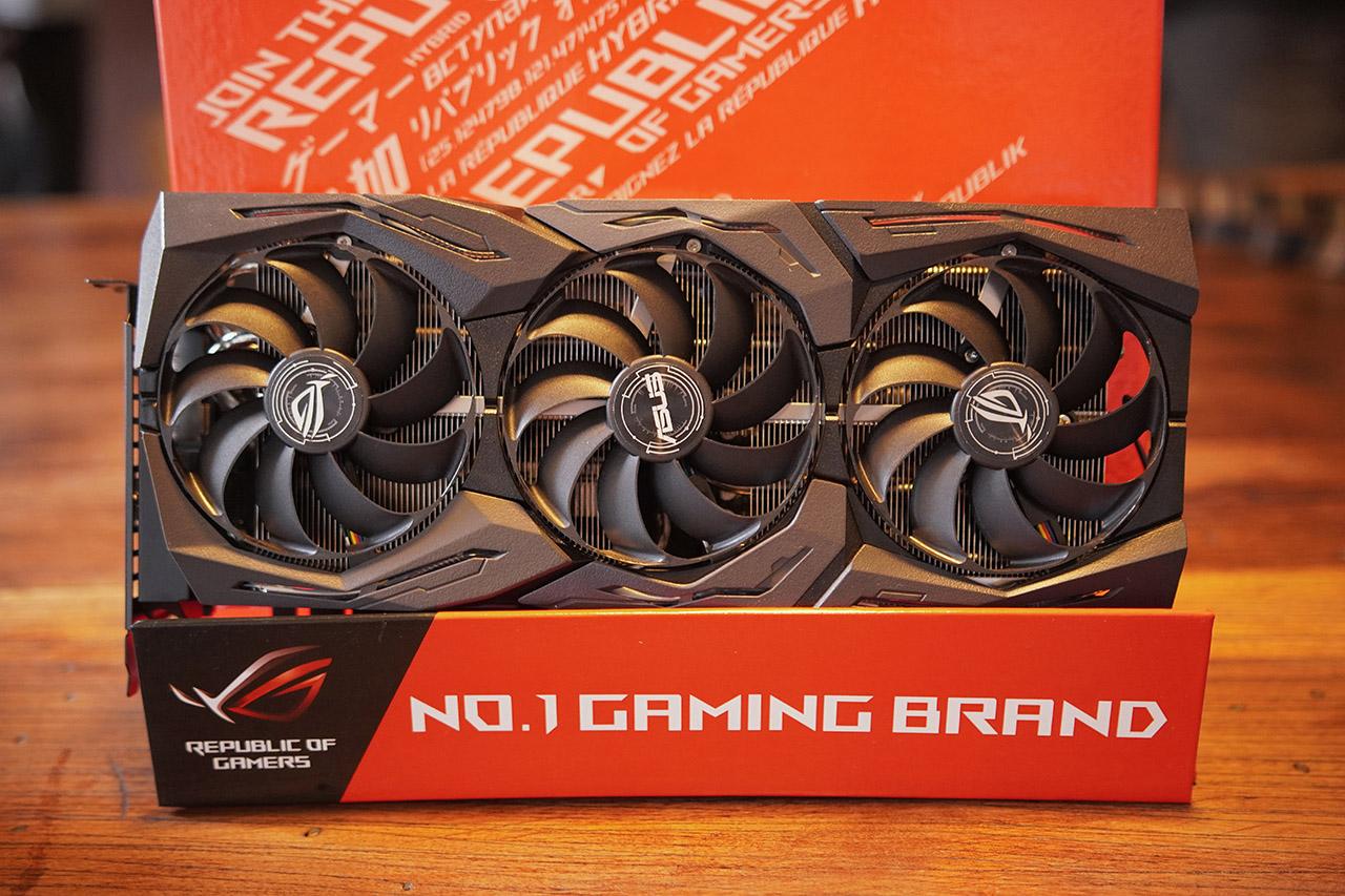 ASUS công bố ba dòng sản phẩm card đồ họa ROG Strix, ASUS Dual EVO, và ASUS Turbo EVO GeForce® RTX 20 SUPER™ Series