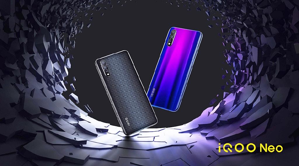 Vivo ra mắt gaming phone  IQOO Neo cấu hình khủng, giá rẻ: Snapdragon 845, RAM từ 6GB, pin 4500mAh, sạc nhanh 22.5W