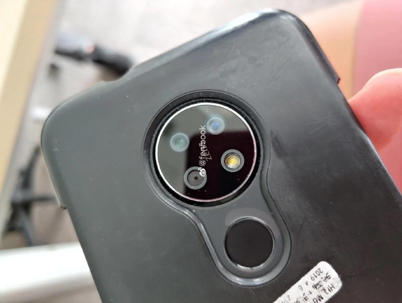 Xuất hiện chiếc Nokia bí ẩn của HMD Global với màn hình giọt nước, camera 48MP