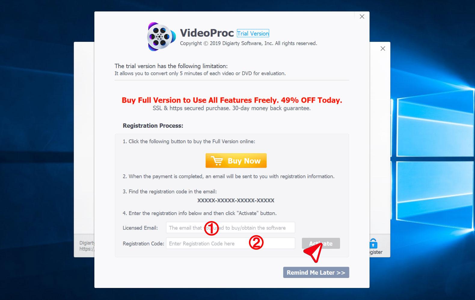 VideoProc: Phần mềm chỉnh sửa video chuyên nghiệp có giá 78.9 USD đang miễn phí bản quyền, mời anh em tải về