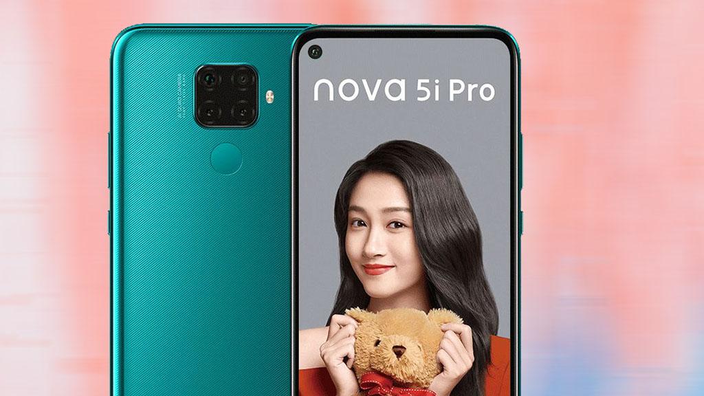 Huawei Nova 5i Pro chính thức ra mắt: 4 camera chính, màn hình nốt ruồi, Kirin 810, giá từ 7.4 triệu
