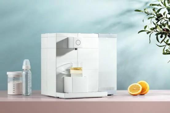 Xiaomi ra mắt máy nước nóng thông minh Uodi, có cả khả năng lọc nước