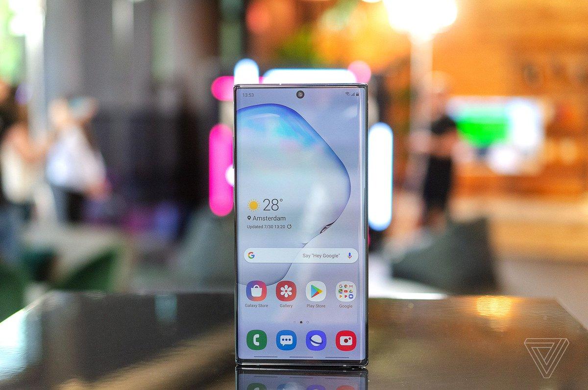 Samsung chính thức ra mắt bộ đôi Galaxy Note 10/Note 10+: Snapdragon 855/Exynos 9825, RAM 8/12GB, cải tiến bút S Pen, giá từ 22 triệu đồng