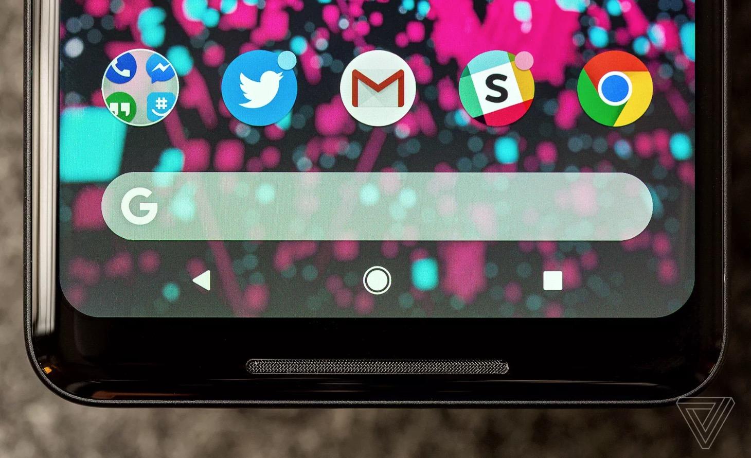 Google nói người dùng vẫn thích kiểu điều hướng bằng 3 phím ảo hơn là thao tác vuốt