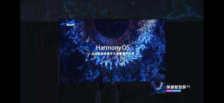 Honor Vision TV ra mắt: Chiếc TV đầu tiên có hệ điều hành HarmonyOS của Huawei