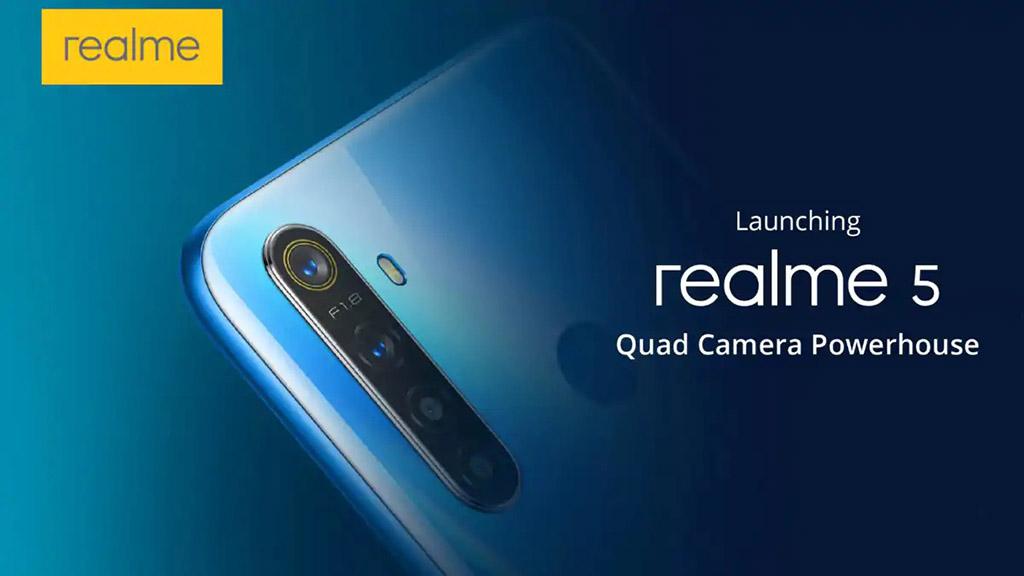 Realme 5 Pro xuất hiện trên GeekBench với vi xử lý Snapdragon 710, 8GB RAM