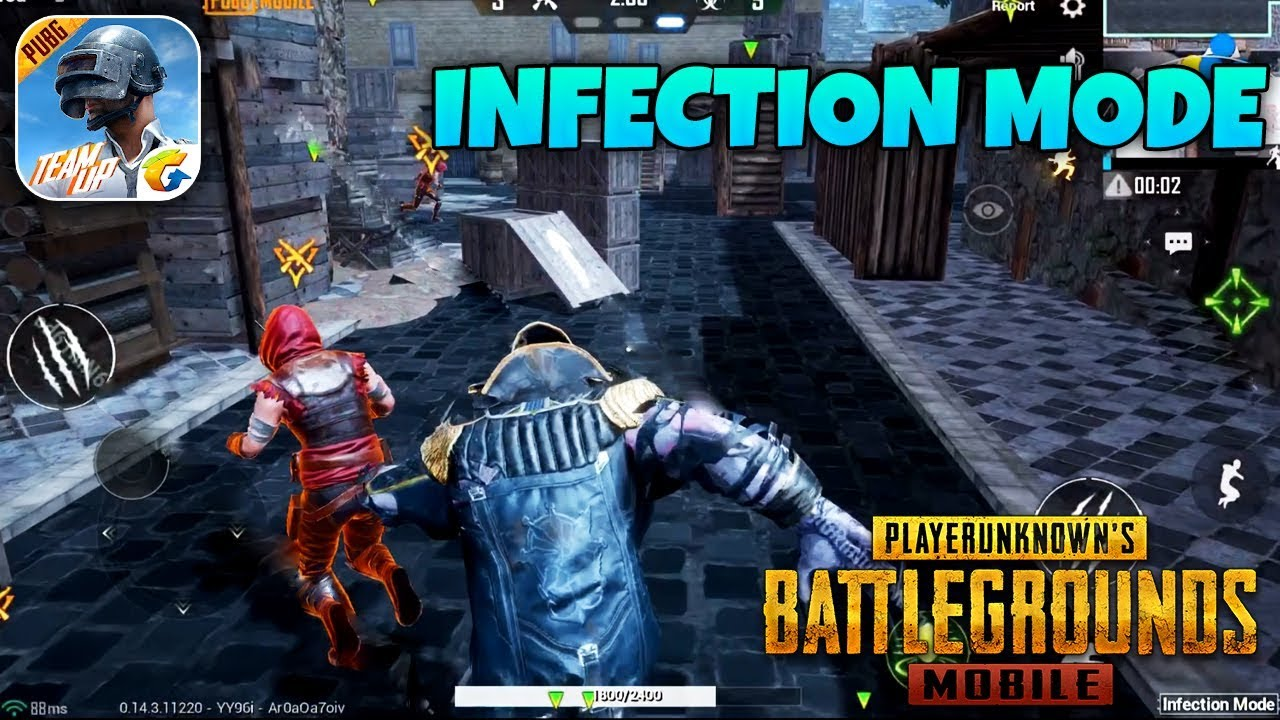 PUBG Mobile chính thức cập nhật chế độ zombie lây nhiễm Infection hoàn toàn mới