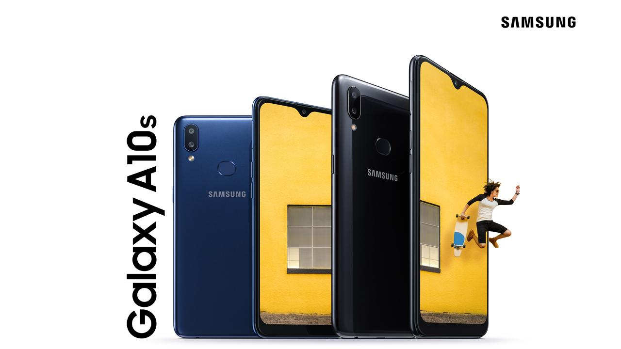 Samsung Galaxy A10s chính thức lên kệ tại Việt Nam: Bản nâng cấp hoàn hảo cho phân khúc smartphone phổ thông
