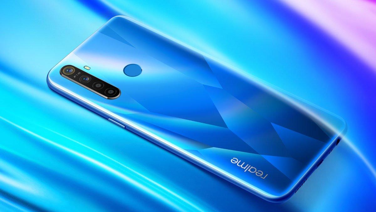 Oppo ra mắt Realme 5, Realme 5 Pro với cụm 4 camera chính, màn hình giọt nướt, giá từ 3.2 triệu