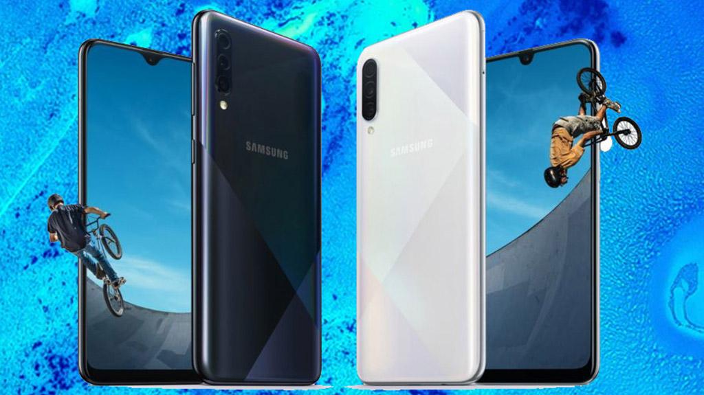 Samsung trình làng Galaxy A50s và A30s: Mặt lưng độc đáo, camera được nâng cấp