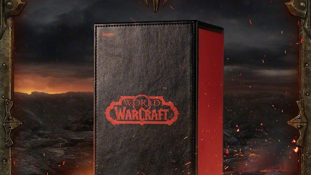 Lộ diện phiên bản đặt biệt Redmi Note 8 World of WarCraft Limited Edition