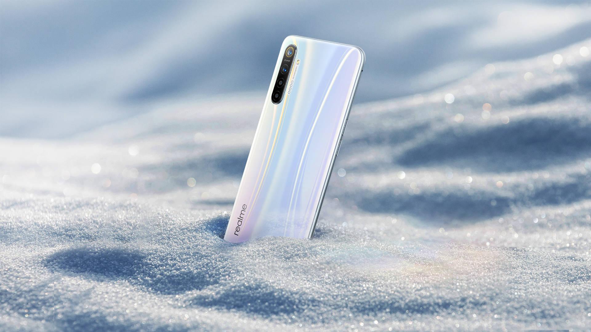 Giám đốc Realme lần đầu chia sẻ hình ảnh chiếc smartphone có camera 64MP