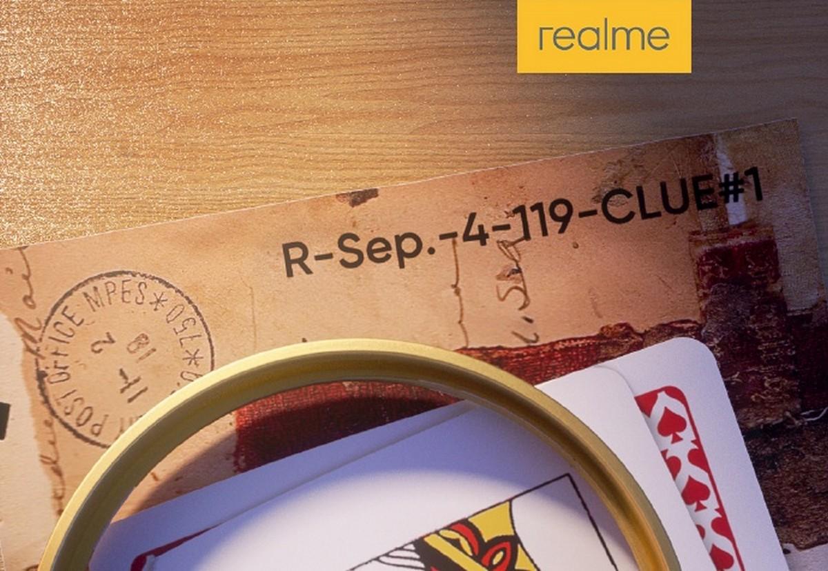 Realme hé lộ một thiết bị mới, sẽ ra mắt vào ngày 4 tháng 9