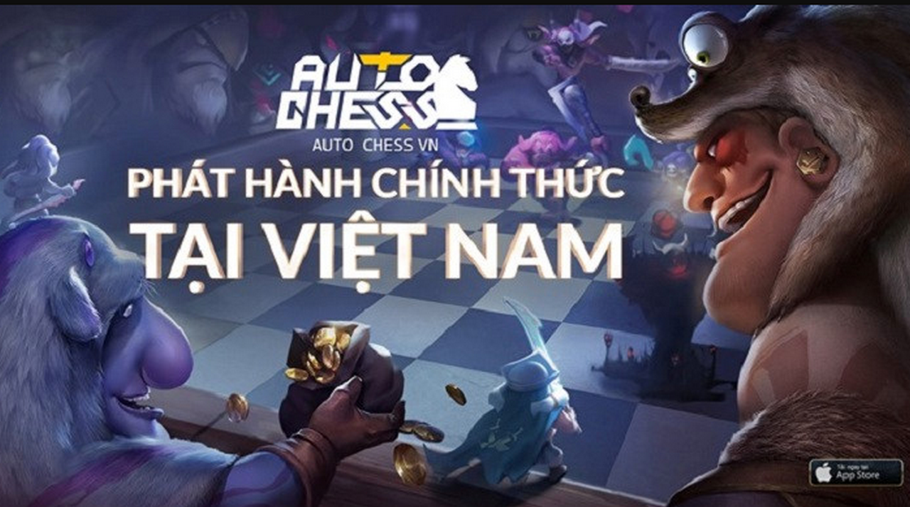 Drodo Studios hợp tác với VNG chính thức phát hành Auto Chess Mobile tại thị trường Việt Nam