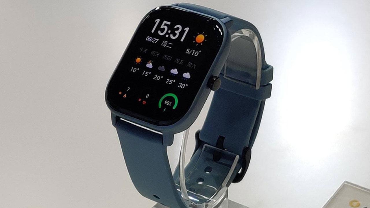 Đối tác của Xiaomi ra mắt smartwatch Amazfit GTS với thiết kế giống hệt Apple Watch Series 4, giá chỉ bằng 1/3