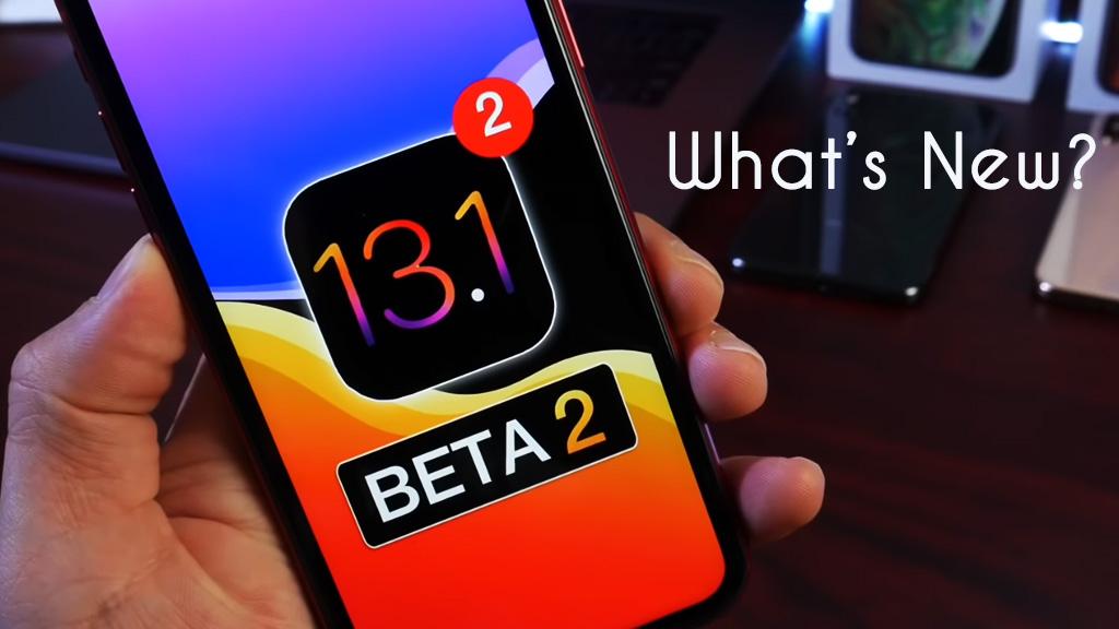 Tổng hợp một số thay đổi và tính năng mới nổi bật trên iPadOS, iOS 13.1 beta 2, mời anh em tham khảo