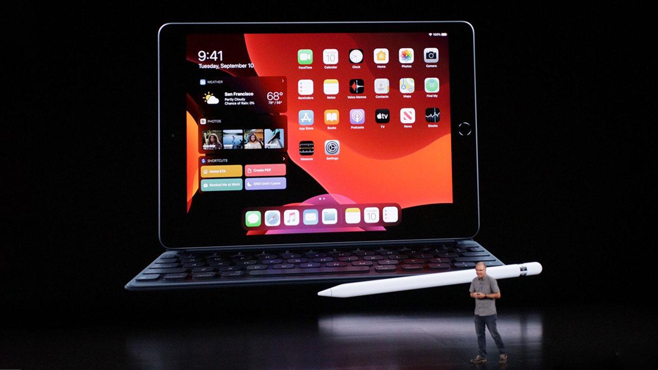 Apple trình làng iPad 10.2inch mới với thiết kế cũ, chip A10 Fusion, dùng được với Smart Keyboard, giá từ 329 USD