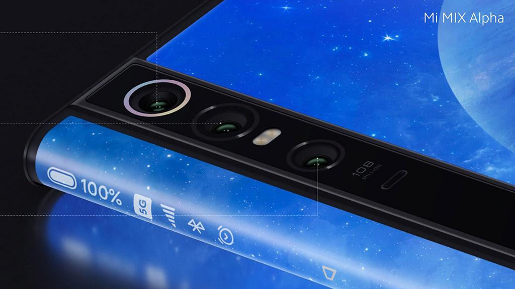 Xiaomi khoe những hình ảnh đầu tiên chụp từ camera 108MP của Mi MIX Alpha