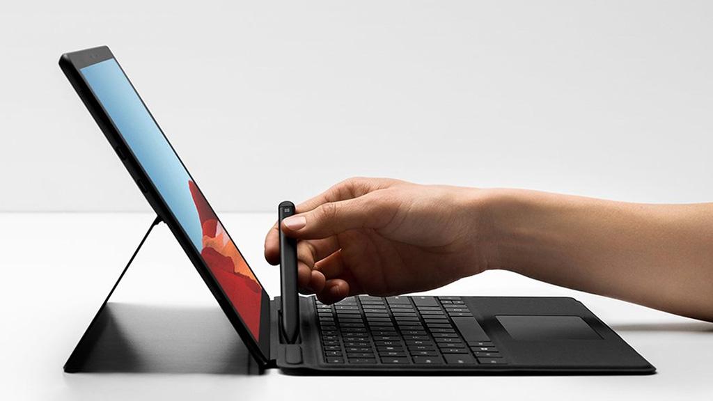 Microsoft chính thức ra mắt Surface Pro X: Chiếc laptop ARM với chip SQ1, hỗ trợ sạc nhanh và kết nối LTE