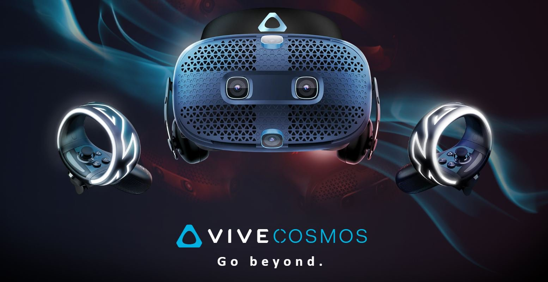 HTC Vive chính thức giới thiệu kính thực tế ảo HTC Vive Cosmos tại Việt Nam, giá 25.490.000 đồng