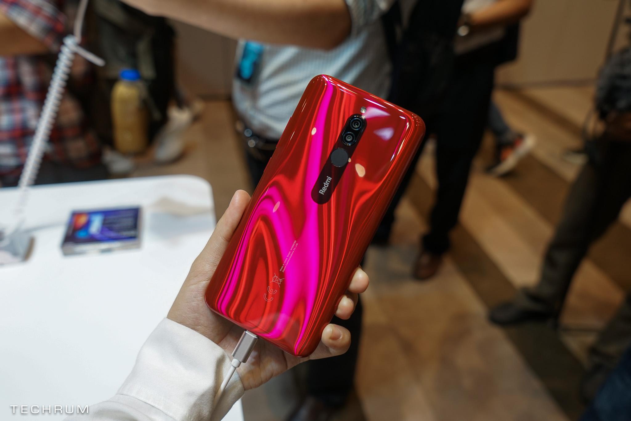 Xiaomi chính thức trình làng Redmi Note 8 với cụm 4 camera sau, pin 5000mAh hỗ trợ sạc nhanh 18W, giá từ 3.990.000đ