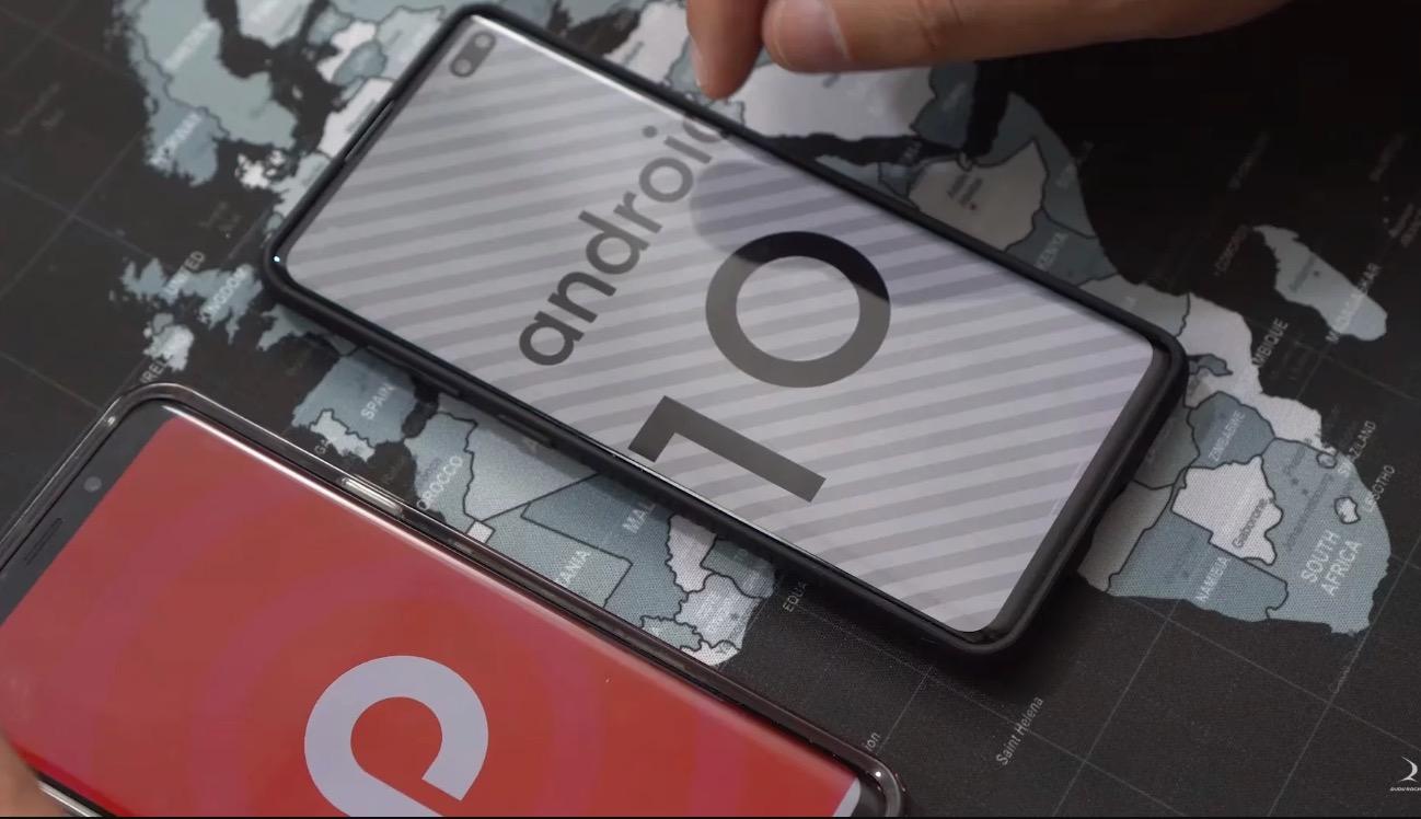 Một số tính năng đáng chú ý của One UI 2.0 trên Samsung Galaxy S10+
