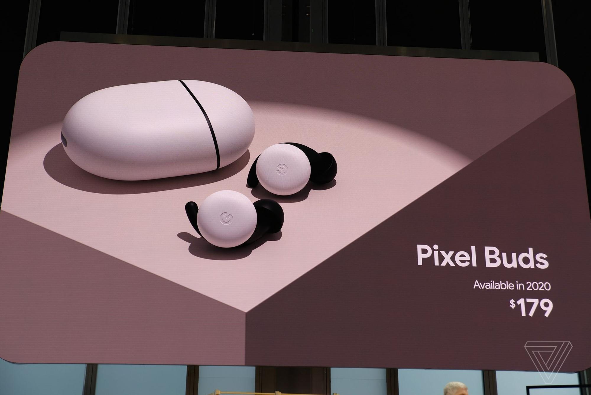 Google ra mắt tai nghe True wireless Pixel Buds 2: Hỗ trợ Google Assistant, tầm kết nối xa, pin 5 tiếng, giá 4.1 triệu đồng