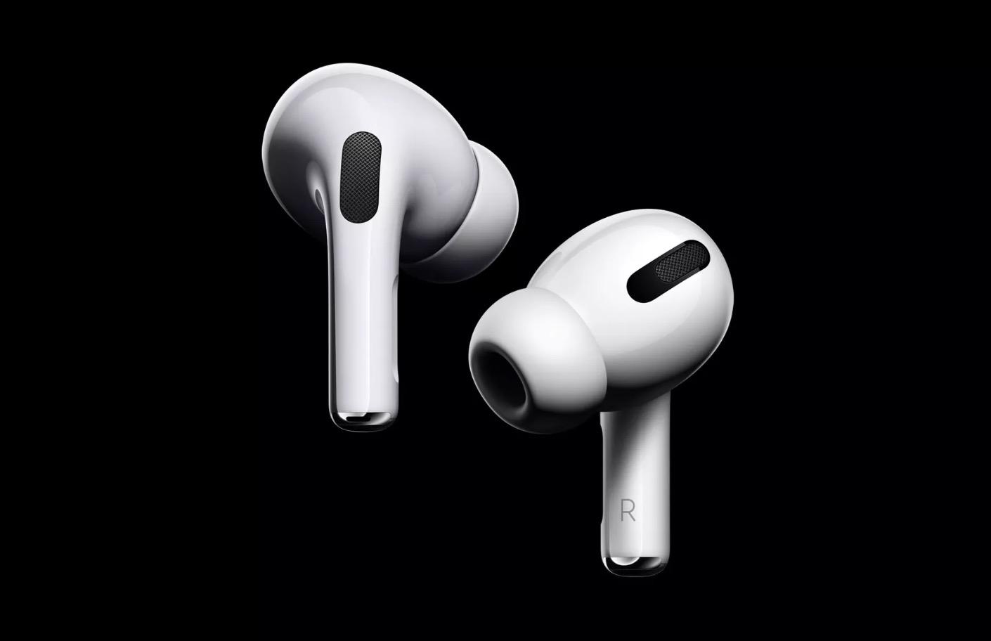Apple chính thức ra mắt AirPods Pro: thiết kế nhét tai, chống ồn chủ động, tích hợp cảm biến lực, giá 5,8 triệu VND