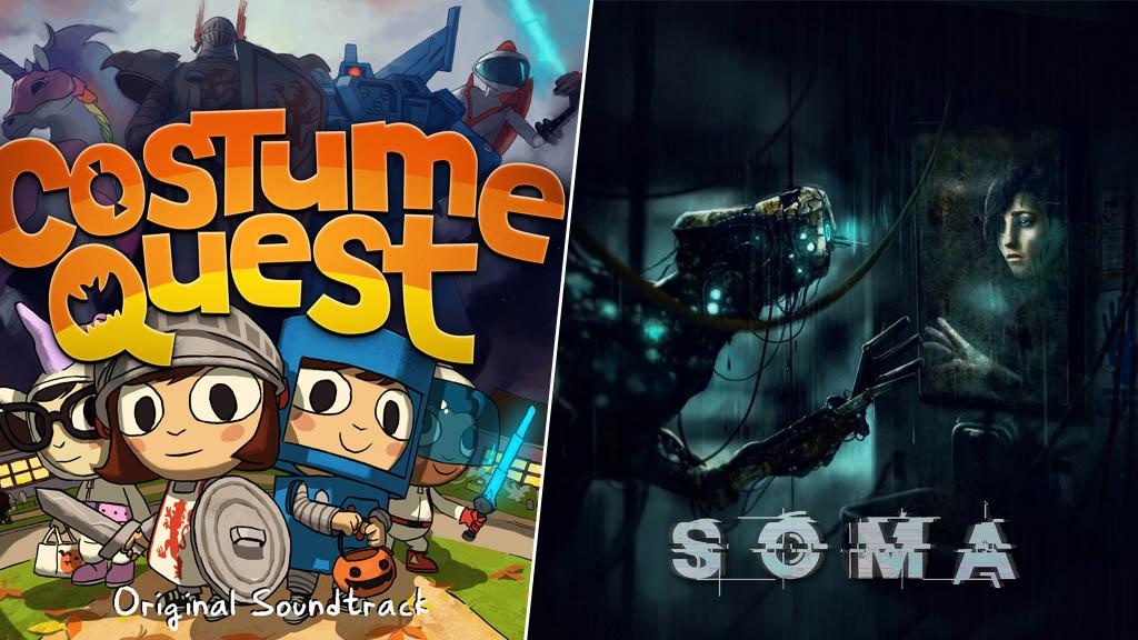 Đang miễn phí Costume Quest và SOMA, hai tựa game phiêu lưu, kinh dị cực hay trên Epic Store
