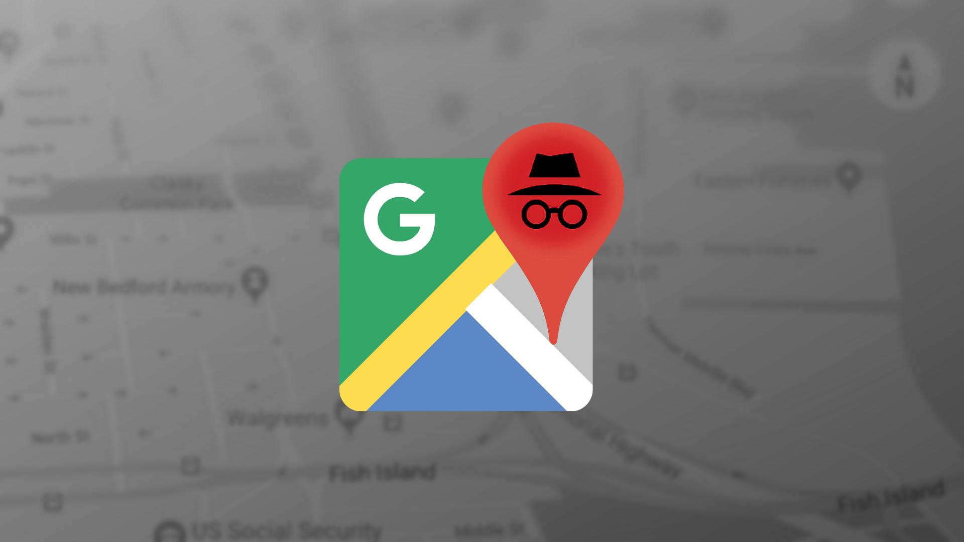Google Maps bắt đầu cập nhật chế độ Ẩn danh trên nền tảng Android