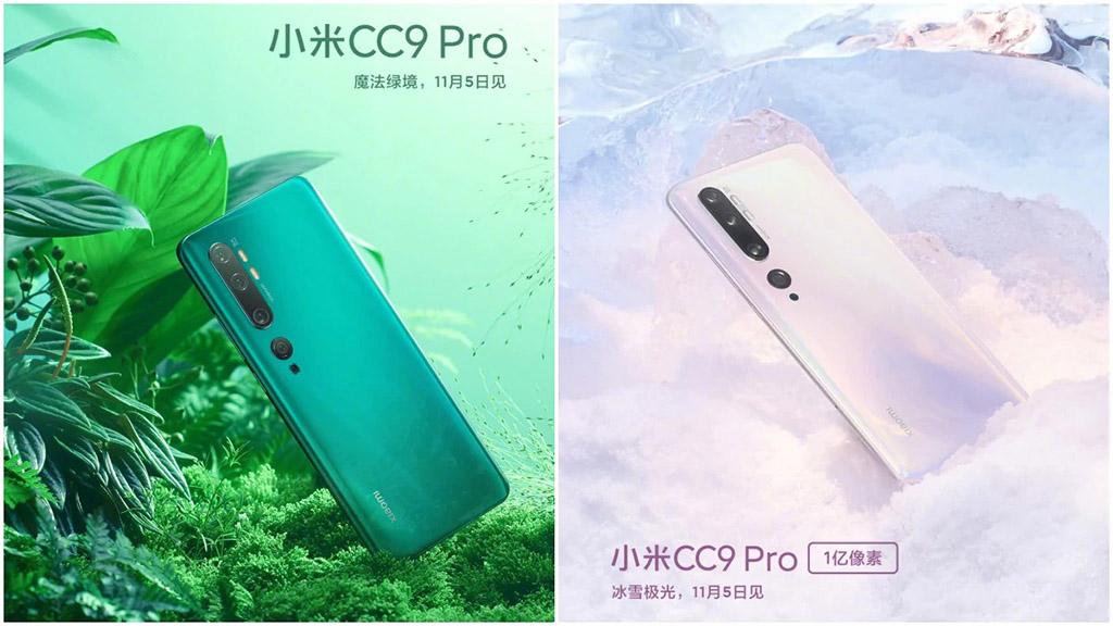 Xiaomi xác nhận Mi CC9 Pro sẽ trược trang bị vi xử lý Snapdragon 730G