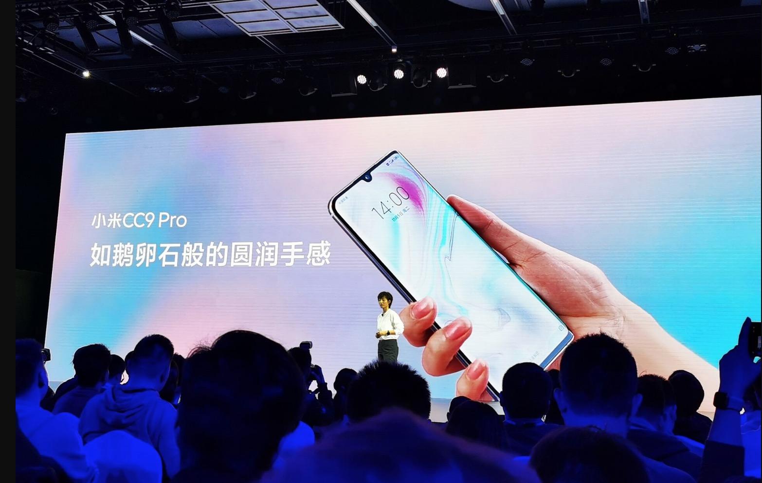 Xiaomi chính thức ra mắt CC9 Pro với Snapdragon 730G, camera 108MP, pin 5260mAh, giá từ 9.3 triệu