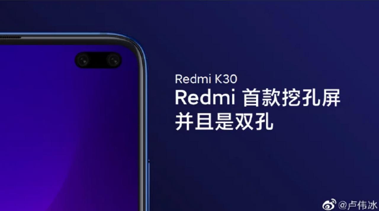Lei Jun - CEO của Xiaomi xác nhận Redmi K30 sẽ chính thức ra mắt vào tháng 12 tới