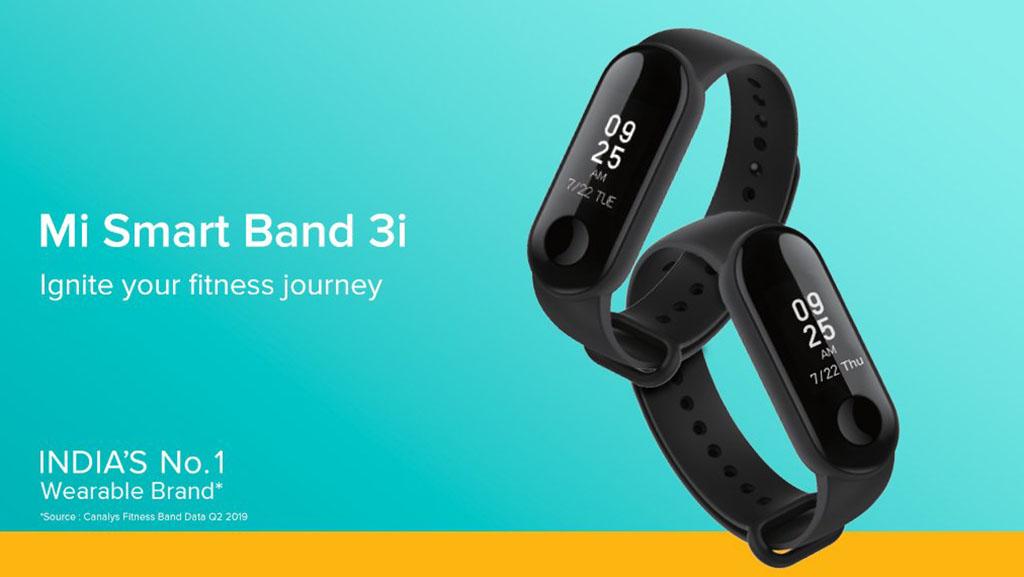 Xiaomi chính thức ra mắt Mi Band 3i: Phiên bản rút gọn của chiếc Mi band 3, giá 417 nghìn